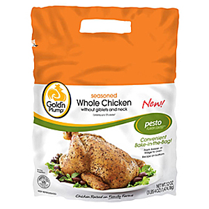 Refrigerated Chicken Packaging
